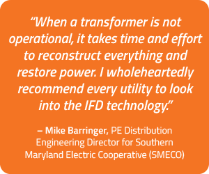 IFD Corporation Customer Testimonial